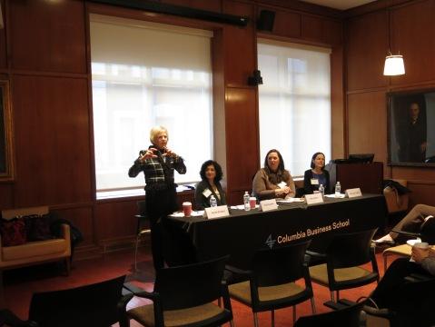 Merrie Frankel at Columbia Business School - CEO Minerva Realty Consultants