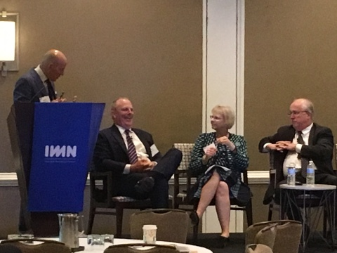 Merrie Frankel at IMN Non-traded REIT Conference
