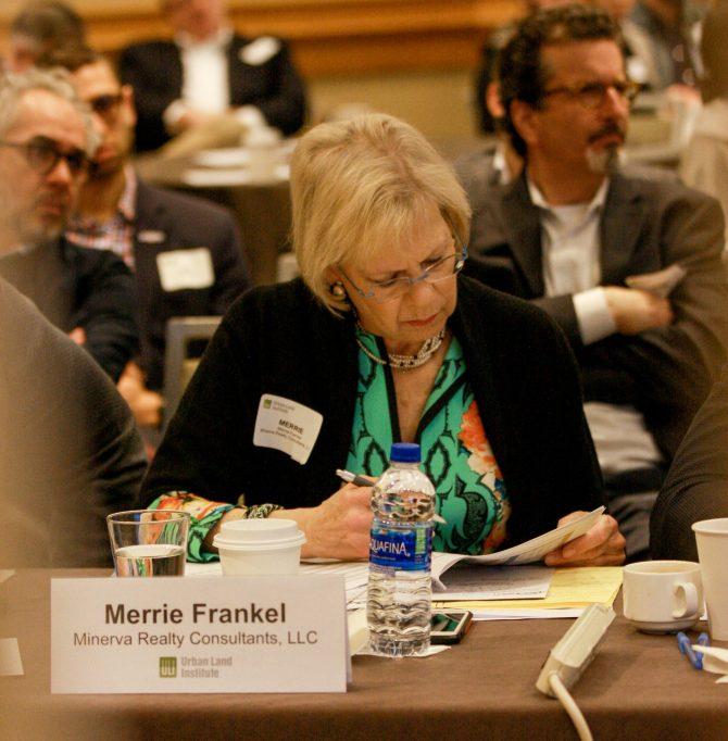 Merrie Frankel - CEO of Minerva Realty Consultants